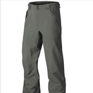 NWT Oakley Goretex 3L Shell Snow Pants size XL